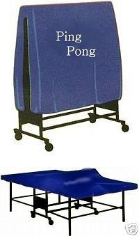 ping pong Table tennis TABLE cover vinyl Patio table/chair cover