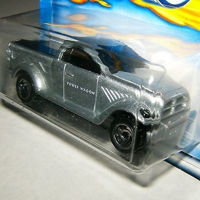 Wheels   Dodge Power Wagon   2000 First Editions #25 of 36 cars   NEW