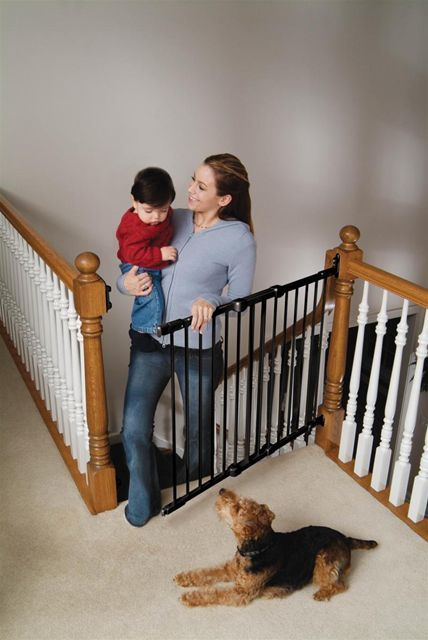 New Kidco Angle Mount Safeway Baby Stair Safety Gate