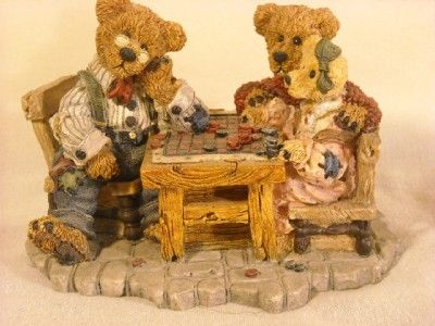 Boyds Bears Friends Grenville w Matthew Bailey Sunday Afternoon 21E