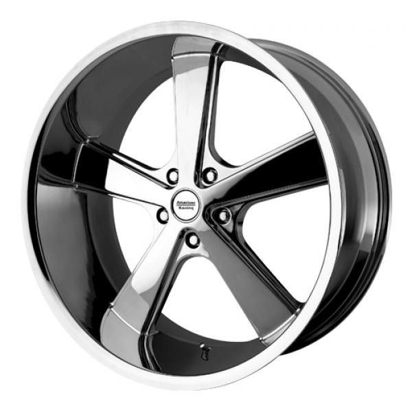 18 inch Chrome Nova Wheel Rims 5x4 75 5x120 65 Chevy S10 Blazer GMC