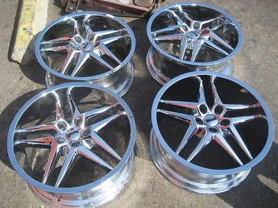 18 Dub Dirty Dog Chrome Wheels 5x114 3 5x4 5 Lexani asanti MRR MHT